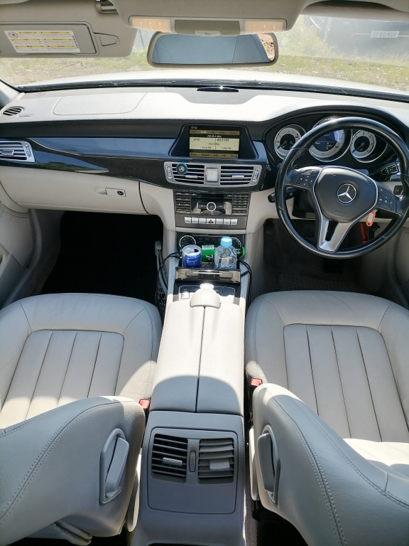 Dezmembrez Mercedes CLS W218 2013 coupe 3.0