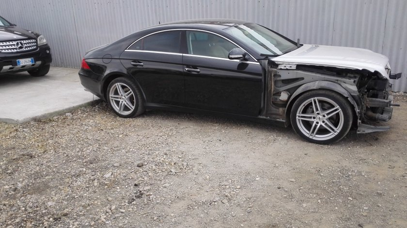 Dezmembrez Mercedes CLS W219