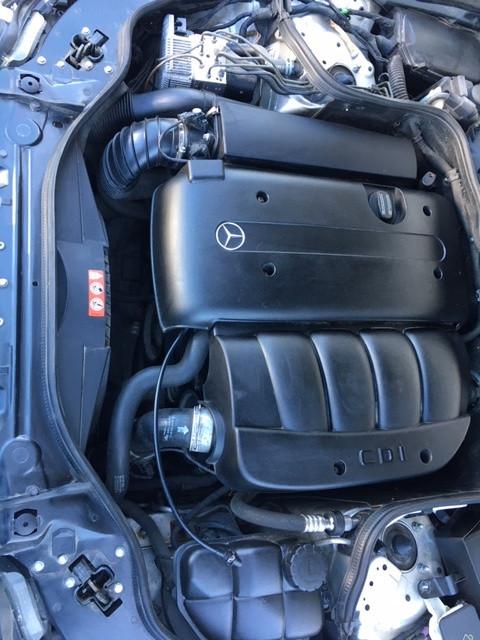 Dezmembrez Mercedes E-Class W211 2004 LIMUZINA 2.2 DCI