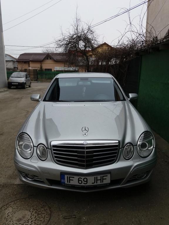 Dezmembrez Mercedes E-CLASS W211 2007 berlina 3.0