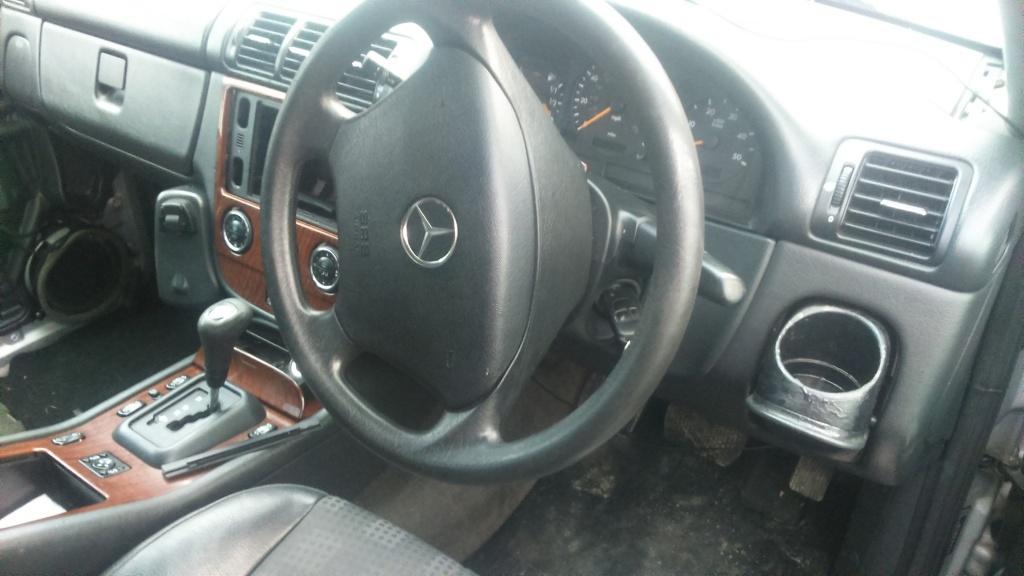 Dezmembrez Mercedes M-CLASS W163 2004 SUV 2.7 cdi