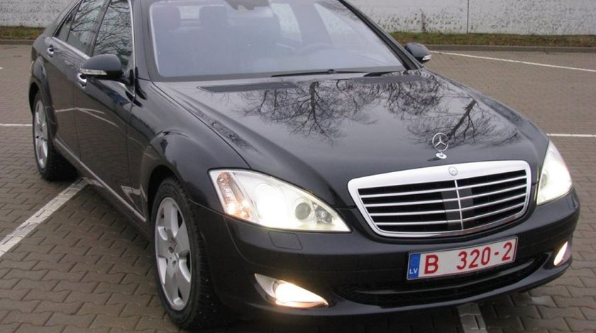 Dezmembrez Mercedes S class W221 3.0 diesel 3.5 benzina