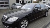Dezmembrez Mercedes S Class w221 350cdi facelift