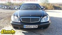 Dezmembrez Mercedes S320 cdi an 2002 dotari full f...