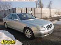 Dezmembrez Mercedes S500 W220
