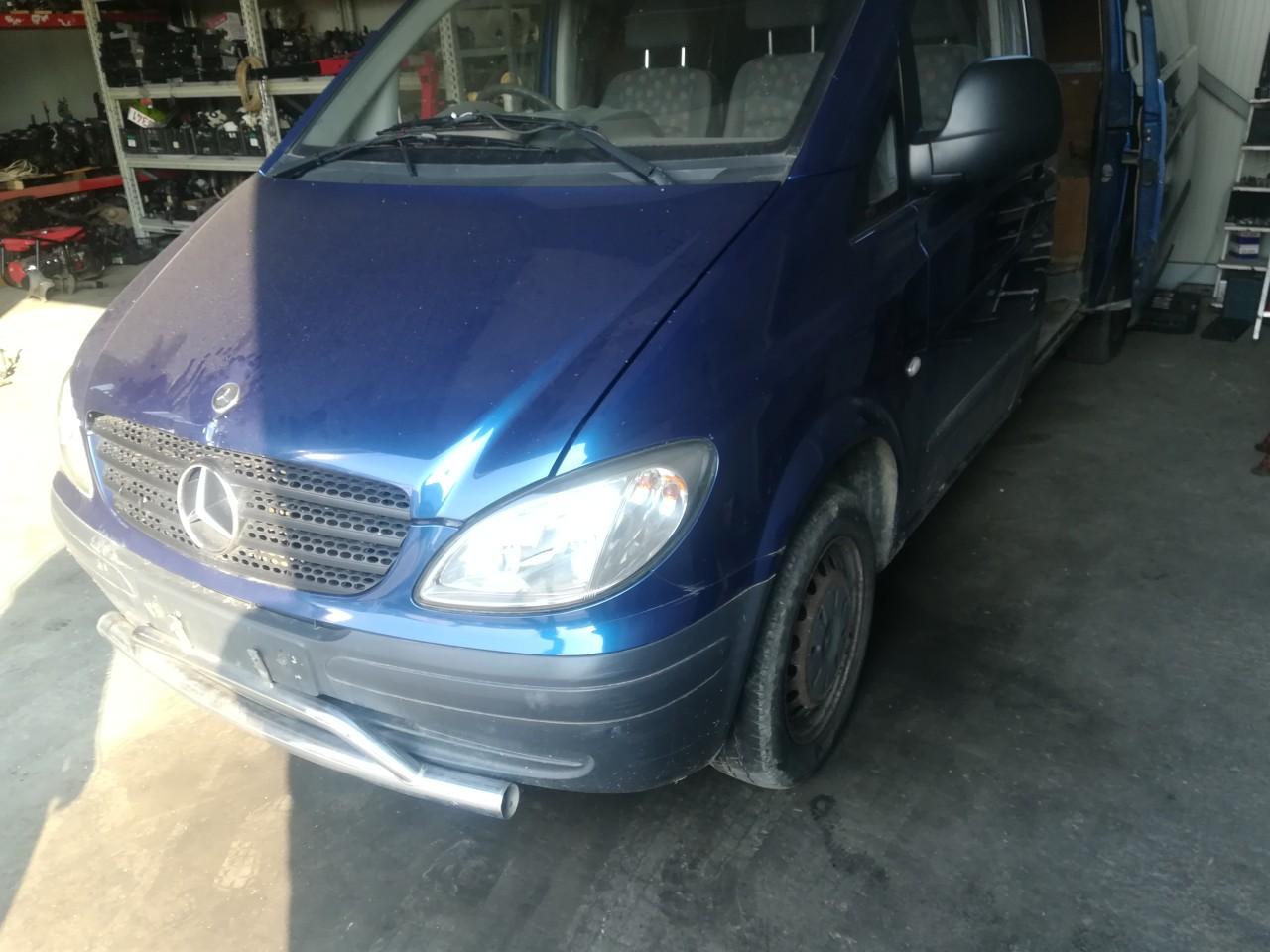 Dezmembrez Mercedes Vito w639 109 motor 646 din 2006 2007 2008 2009