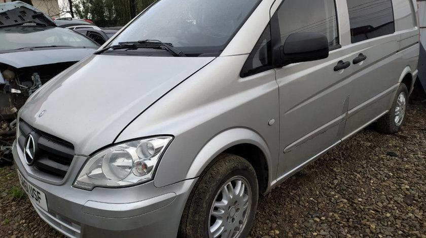 Dezmembrez Mercedes Vito W639 2012 euro 5 113cdi 116cdi 2.2cdi om651