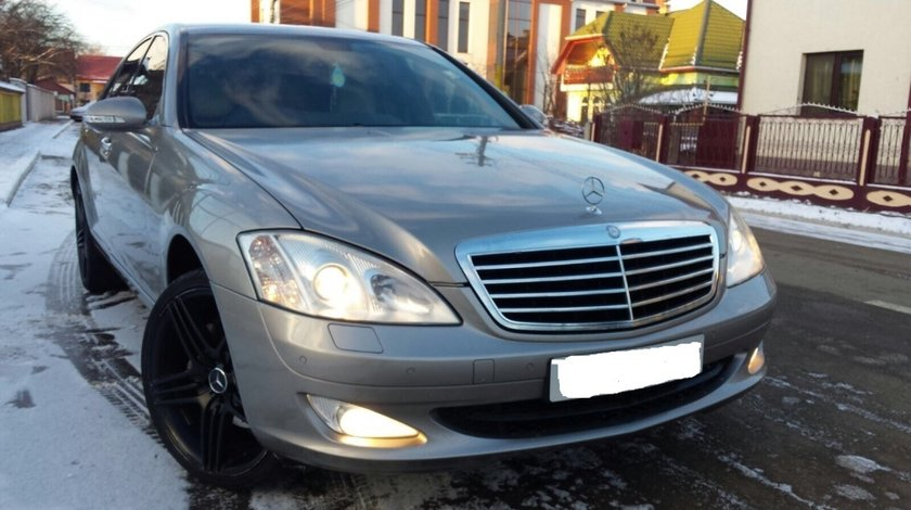 Dezmembrez Mercedes W221 S-class 320CDI 2007