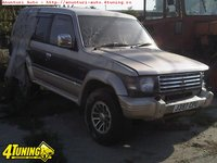 Dezmembrez mitsubishi pajero 1991 1999 motor 2 5 tdi