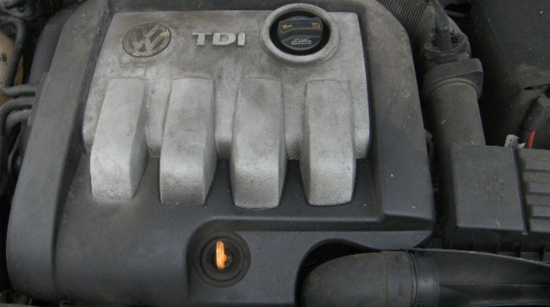 Dezmembrez Motor 1.9tdi BXE complet sau accesorii motor
