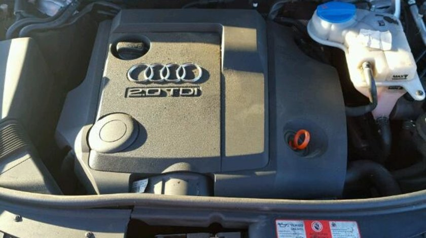 Dezmembrez Motor 2.0tdi BLB complet sau ansamble motor