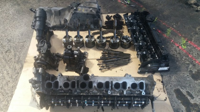 Dezmembrez motor 4.0 d tip N57 D30 B