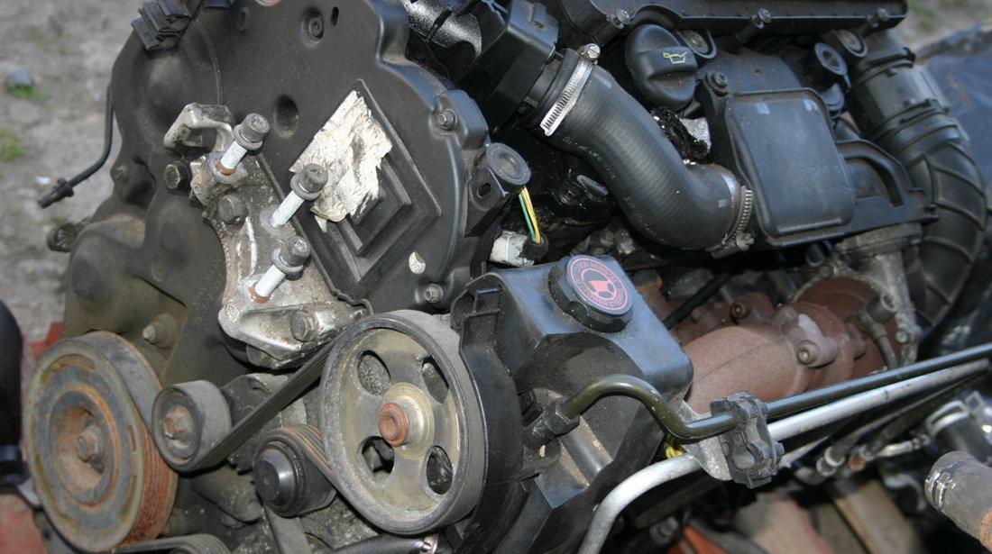 Dezmembrez motor peugeot 206, 1.4 hdi diesel, an 1998-2006