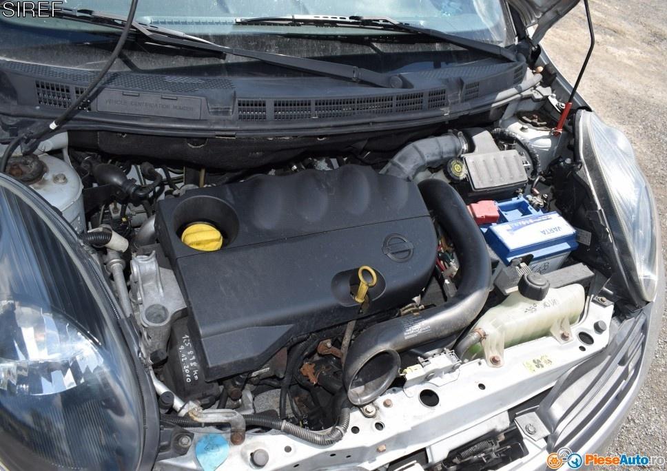 Dezmembrez Nissan Micra 2004 H 1.5 Dci