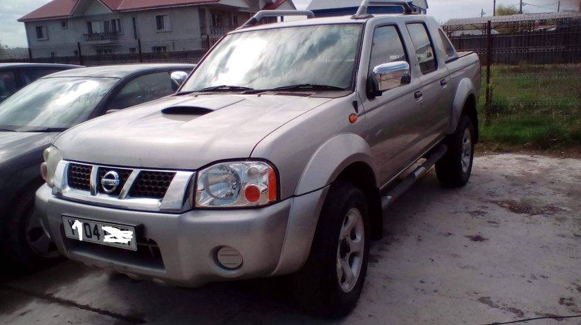 Dezmembrez Nissan Navara 2,5 tdi 2004 cod motor YD25 !!!