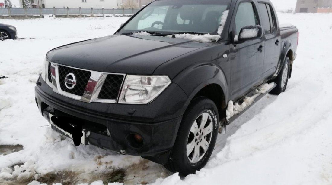 Dezmembrez Nissan NAVARA 2006 Pick-up 2.5DCI