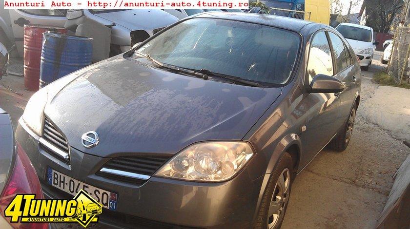 Dezmembrez Nissan Primera 2004 hatchback 1 9 dci 88 kw 120 cp