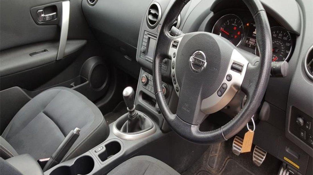 Dezmembrez Nissan Qashqai 2010 suv 1.5dci 110cp