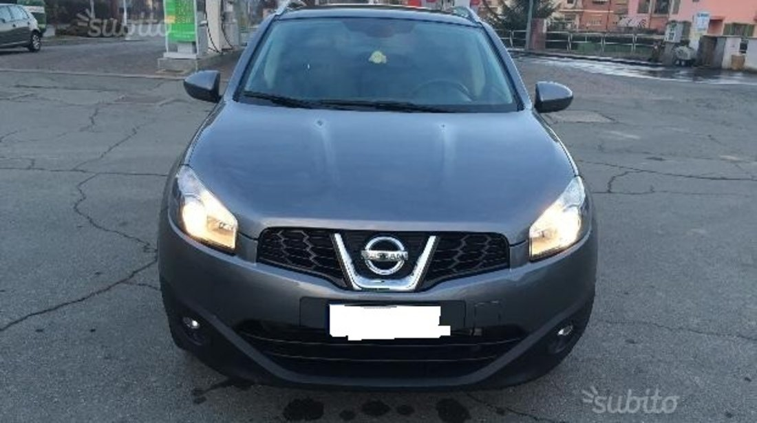 Dezmembrez Nissan Qasqai 1,5 dci 2011