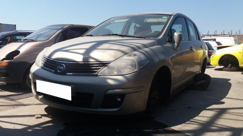 Dezmembrez Nissan Tiida, an fabr. 2007, 1.6i