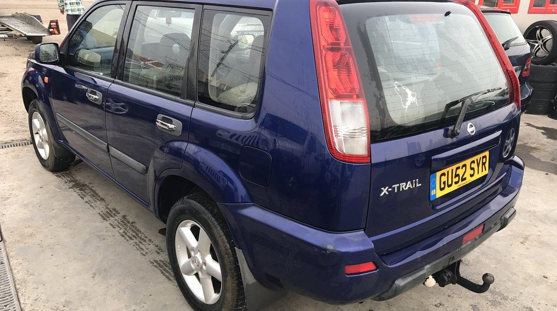 Dezmembrez Nissan X-Trail 2.0 i 2.2dci 2002-2004