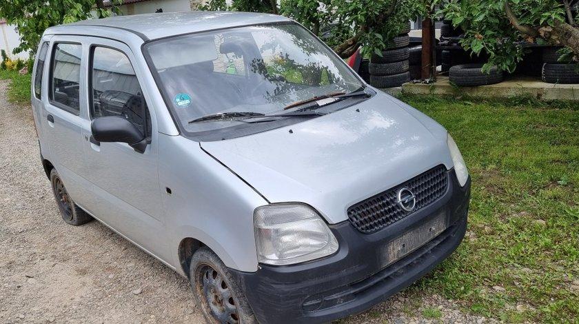 Dezmembrez Opel Agila 1.0 1.2 benzina 2000 2001 2002 2003 2004