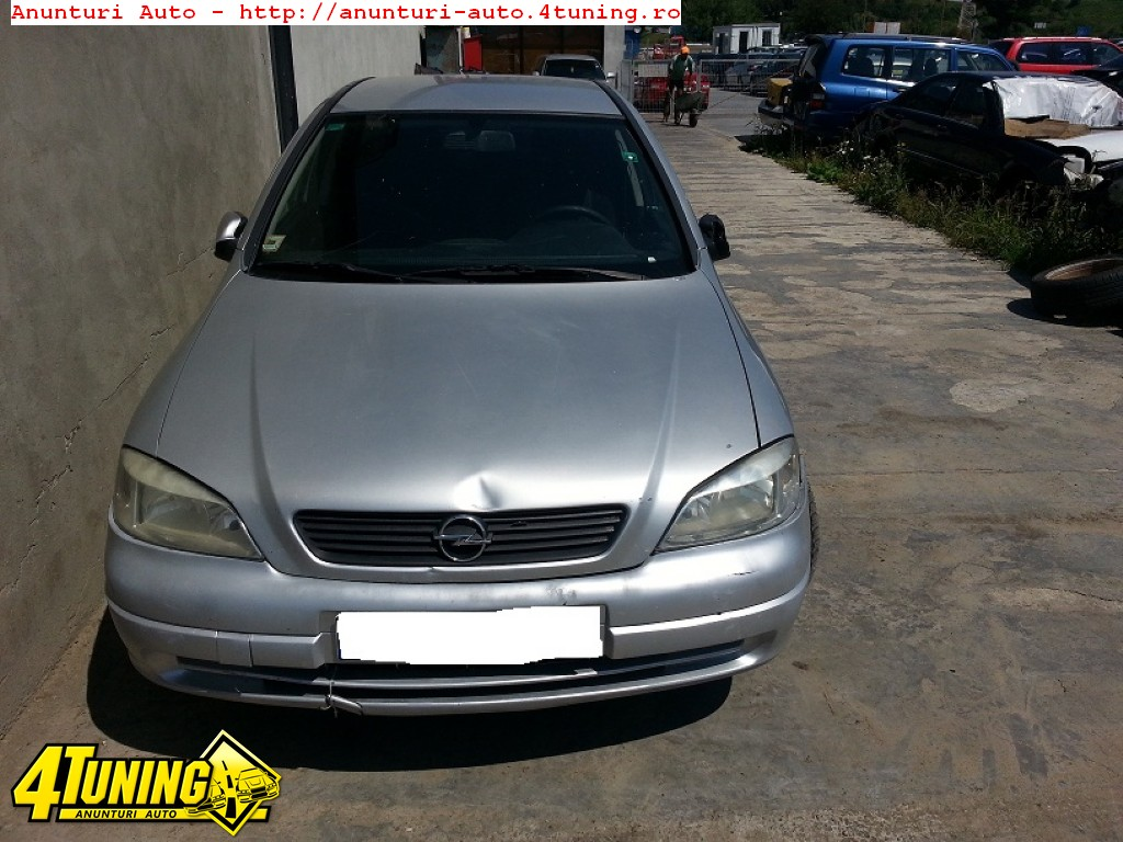 Dezmembrez Opel astra G 1 8i 16v din 2001