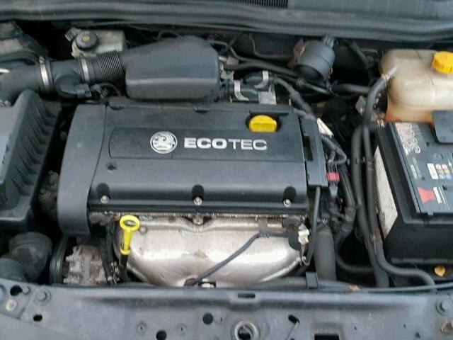 Dezmembrez Opel Astra H 1.6benzina 2005
