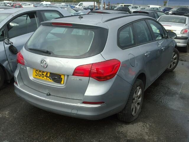 Dezmembrez Opel Astra J sports tourer 1.6cdti