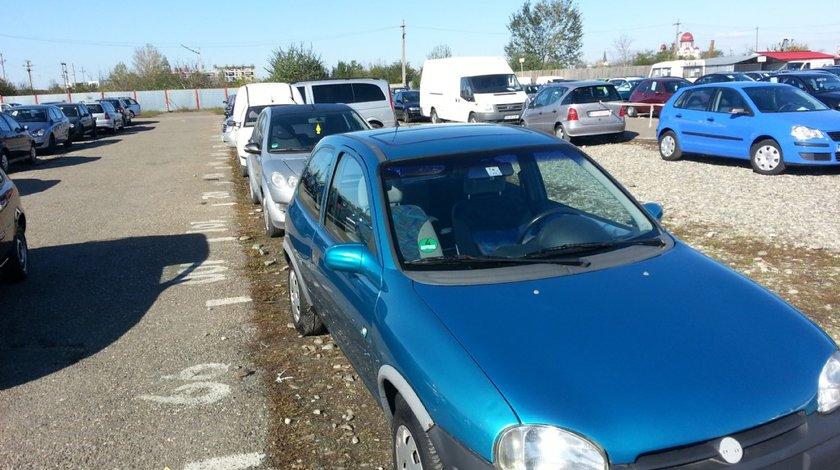 Dezmembrez Opel Corsa 1 4 Benzina centru piese din dezmembrari Bacau