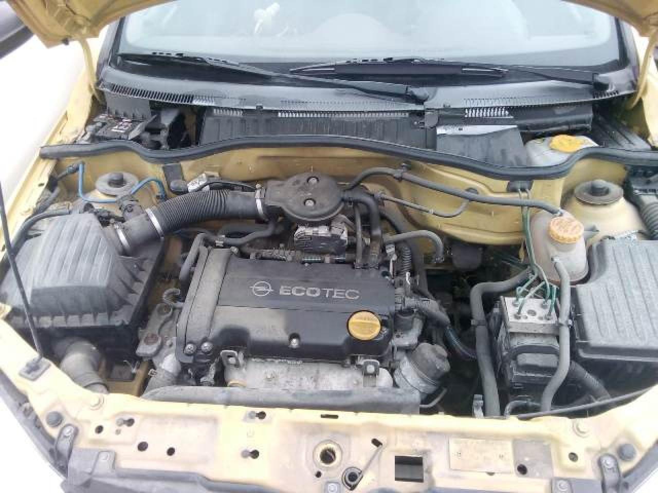 Dezmembrez Opel Corsa C 1.2i (1199cc-55kw-75hp); 3-hatchback