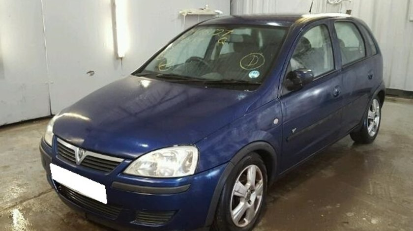 Dezmembrez Opel Corsa C an fabr. 2004, 1.3 CDTi, FL