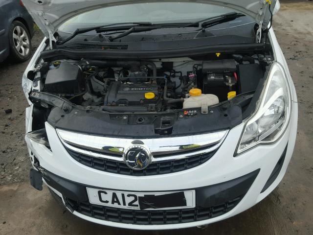 Dezmembrez Opel Corsa D coupe, 1.0benzina
