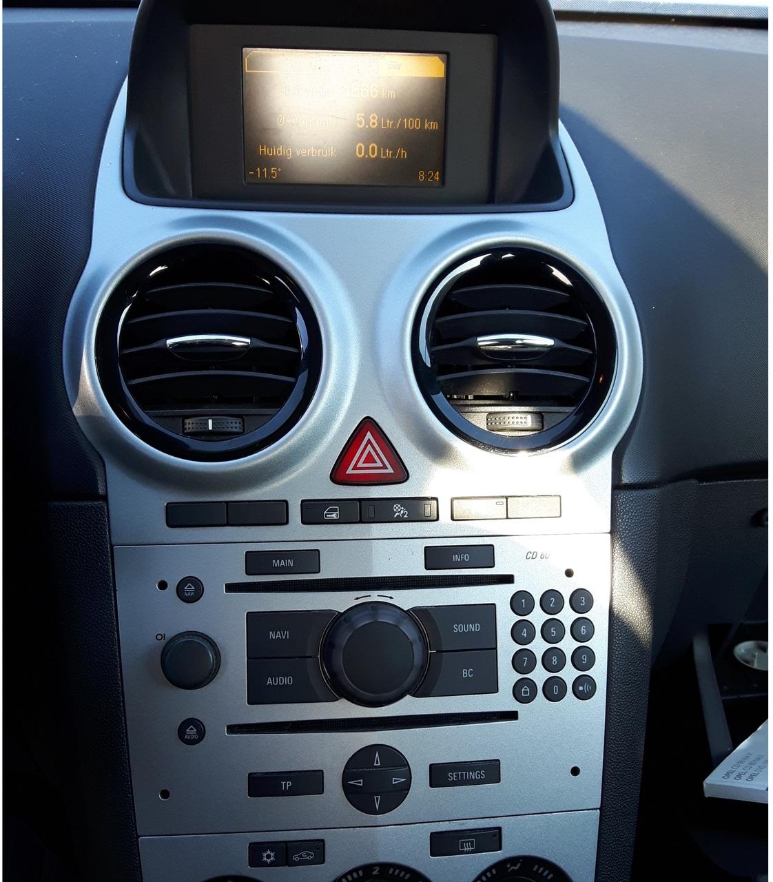 Dezmembrez OPEL Corsa D Z13DTH 2008 1.3Diesel cu 68000km