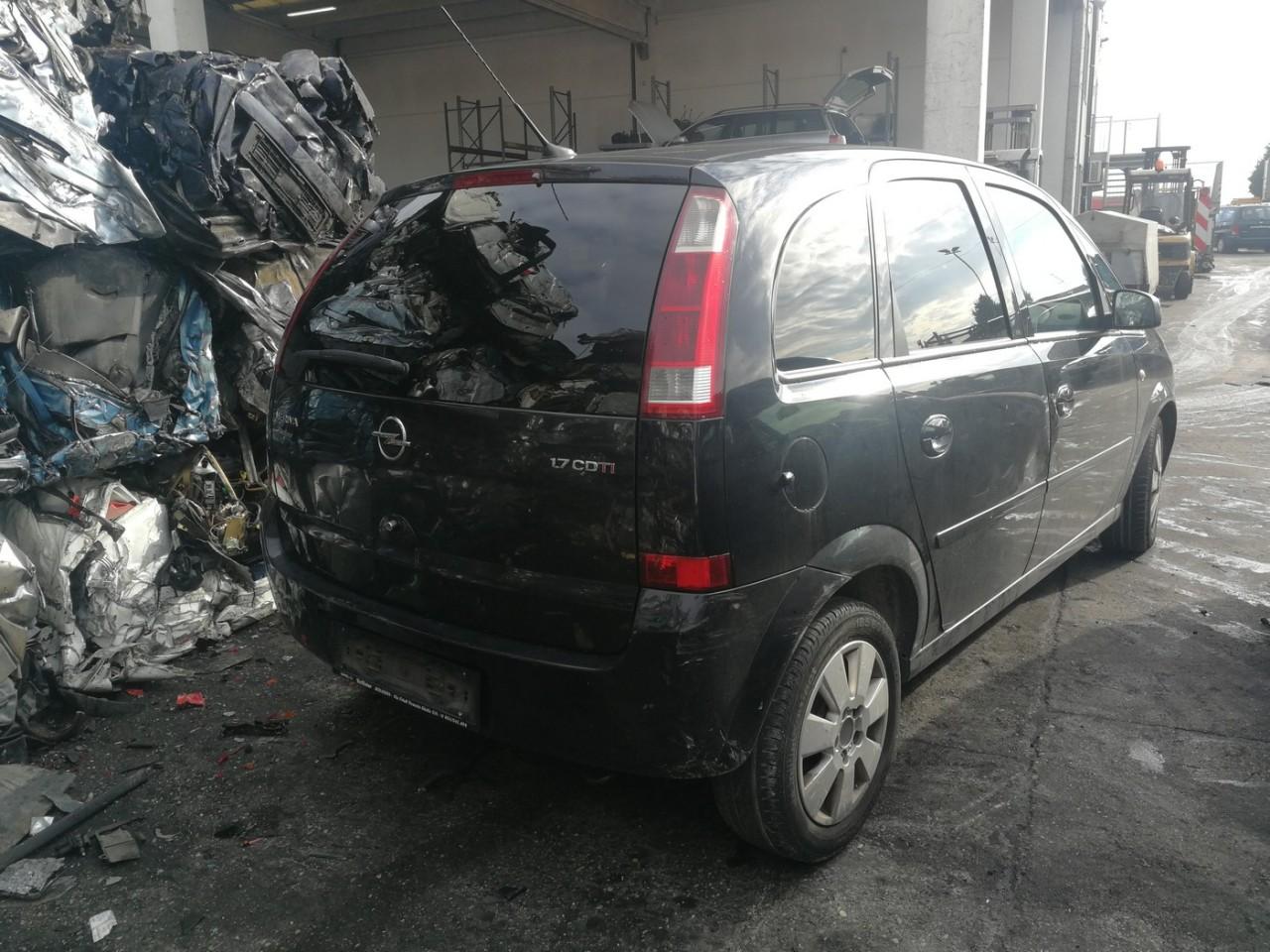 dezmembrez Opel Meriva an 2005 1.7cdti tip motor Z17DTH