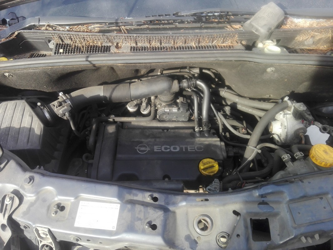 DEZMEMBREZ Opel Meriva an 2007 motor 1.4 16v tip Z14XEP