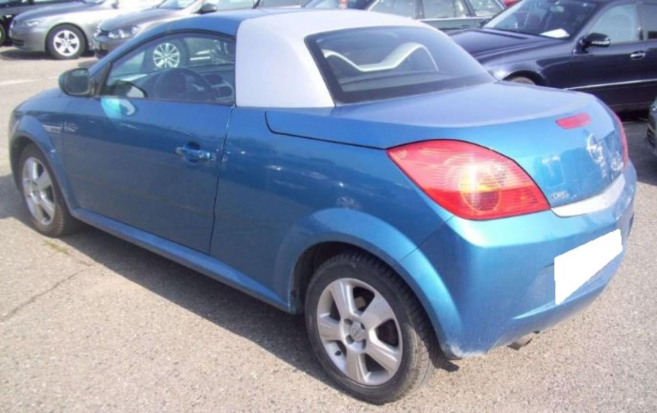 Dezmembrez Opel Tigra B Coupe an fabr. 2005, 1.4i