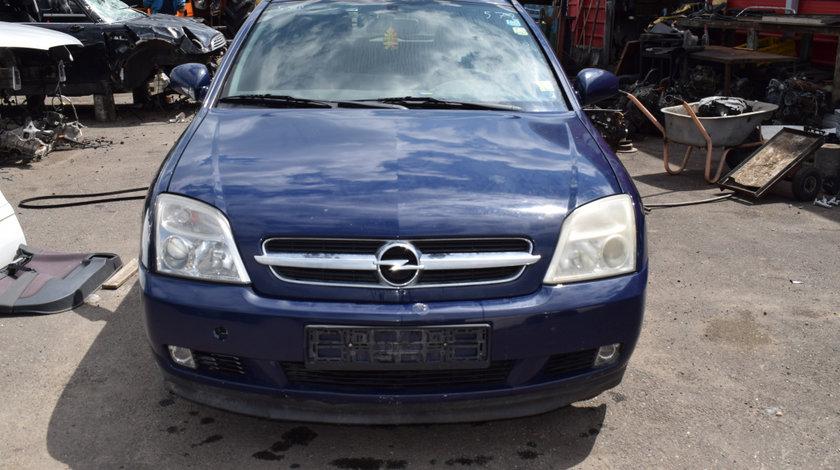 Dezmembrez Opel Vectra C 2.2 DTI Y22DTR 125 CP 2005 Albastru 572