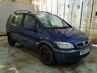 Dezmembrez Opel Zafira 2004 1.8benz