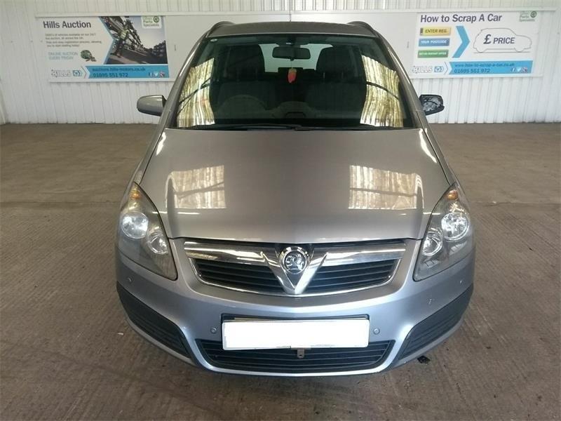 Dezmembrez Opel Zafira B 2007 MPV 1.9 CDTi