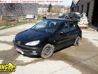 Dezmembrez Peugeot 206 1 4 benzina an 2000