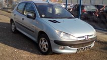 Dezmembrez Peugeot 206, an 2004, motorizare 1.4 HD...