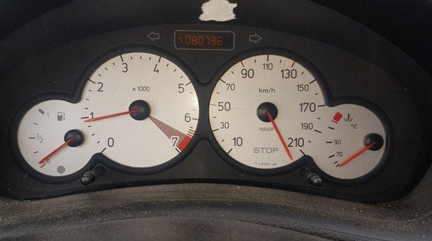 Dezmembrez peugeot 206 sw 1.6 16v nfu 109 cai 80.000 km