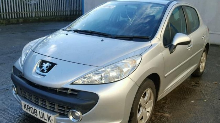 Dezmembrez Peugeot 207 1.4benzina 2008
