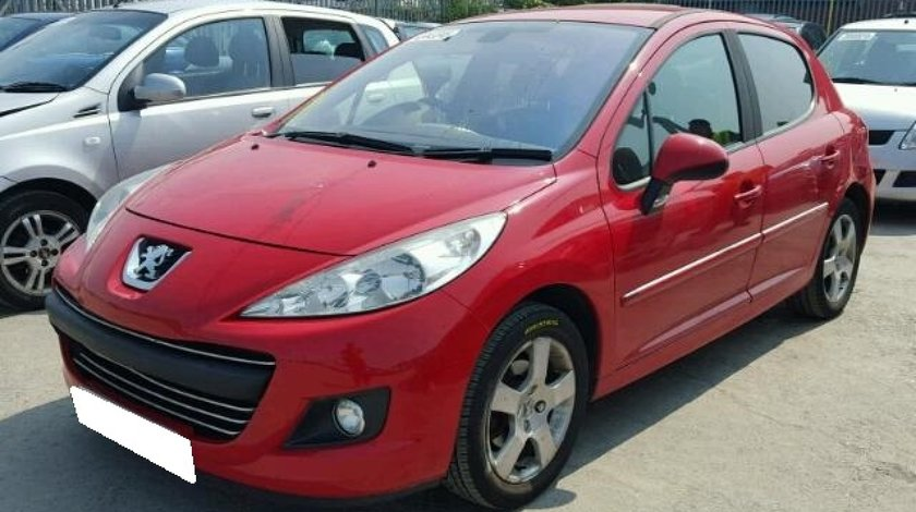 Dezmembrez Peugeot 207 an fabr. 2011, 1.6HDi, FACELIFT