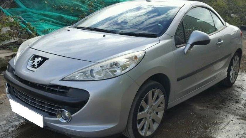 Dezmembrez Peugeot 207 CC GT an fabr. 2007, 1.6Vti 16V