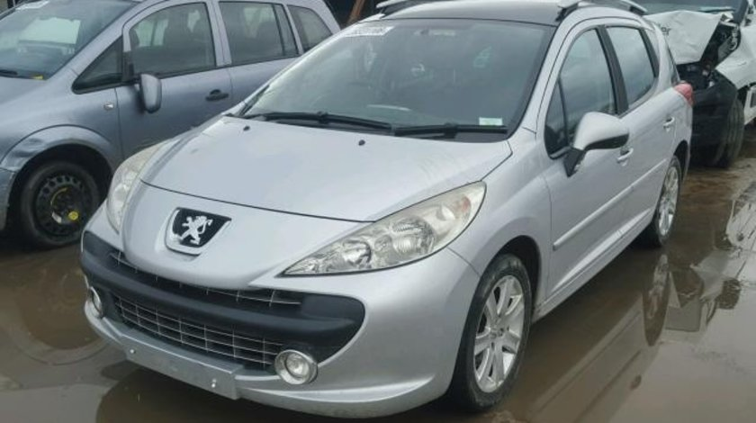 Dezmembrez Peugeot 207 sw, 1.6hdi 2009