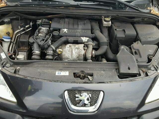 Dezmembrez Peugeot 307 1.6hdi