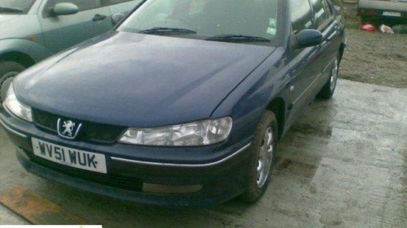 Dezmembrez Peugeot 406 2 0hdi An 2001