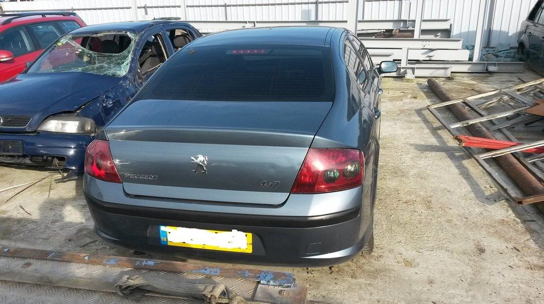 Dezmembrez Peugeot 407, 1.6 diesel, an 2007, 9hz